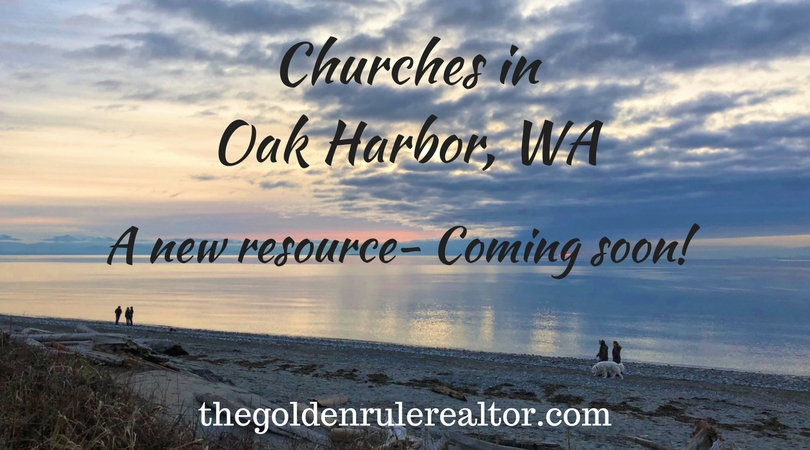 churches in Oak Harbor Don Jaques jacques windermere whidbey real estate
