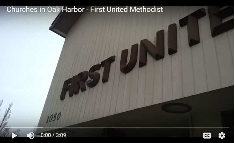 churches in oak harbor first united methodist don jaques the golden rule realtor