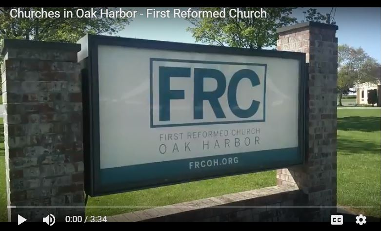 First Reformed Church Oak Harbor Don Jaques the golden rule realtor